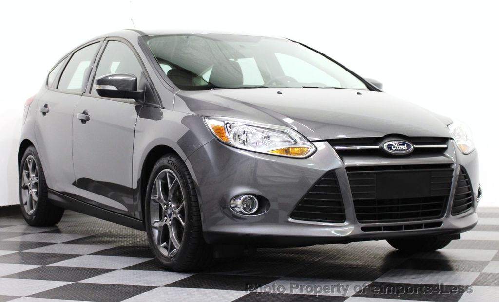 2013 Ford Focus Se Hatchback >> 2013 Used Ford Focus Certified Focus Se Hatchback At Eimports4less Serving Doylestown Bucks County Pa Iid 14773447