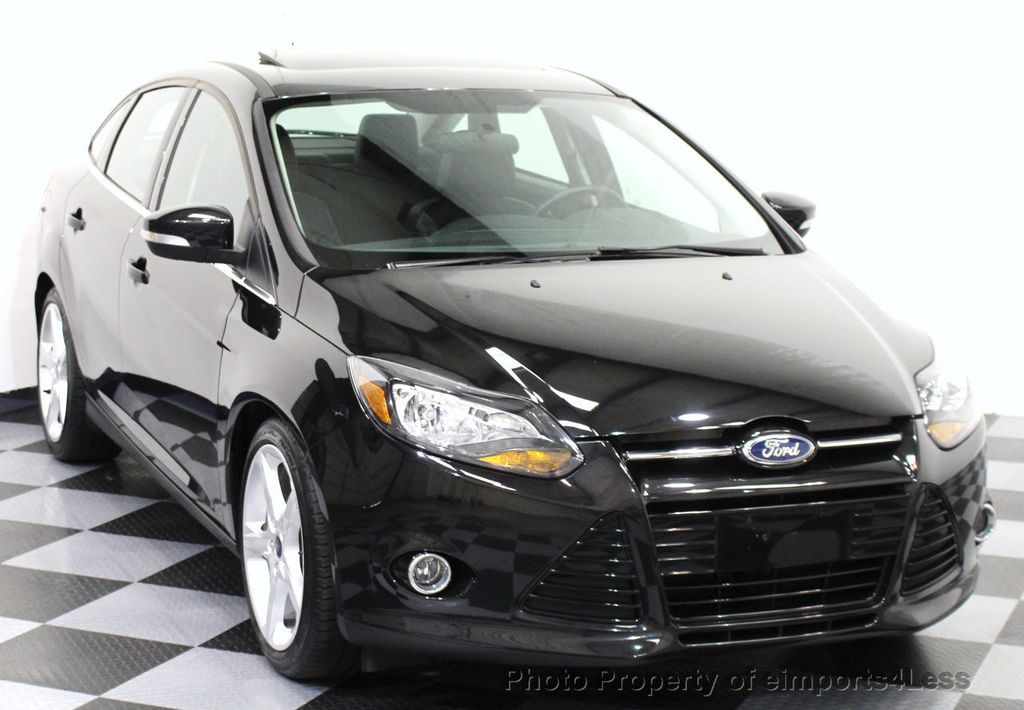 2013 used ford focus certified focus titanium camera. Black Bedroom Furniture Sets. Home Design Ideas