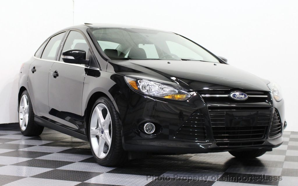2013 used ford focus certified focus titanium camera navigation at eimports4less serving. Black Bedroom Furniture Sets. Home Design Ideas
