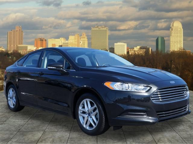 2013 Ford Fusion 4dr Sdn SE FWD - 11825302 - 0