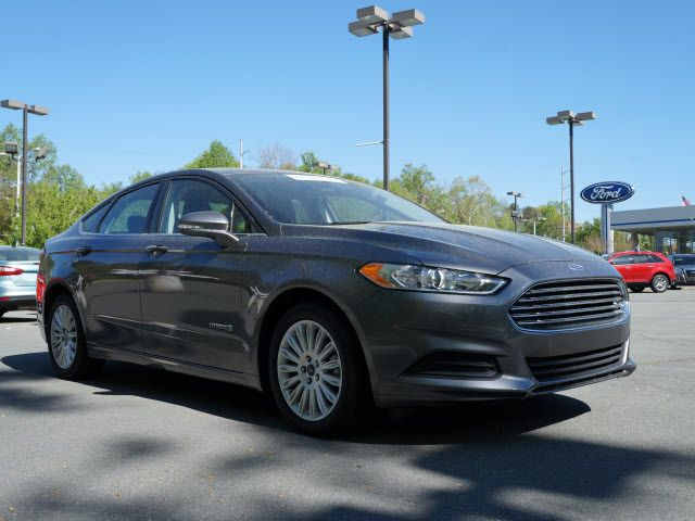 2013 Ford Fusion 4dr Sdn SE Hybrid FWD - 11960089 - 0