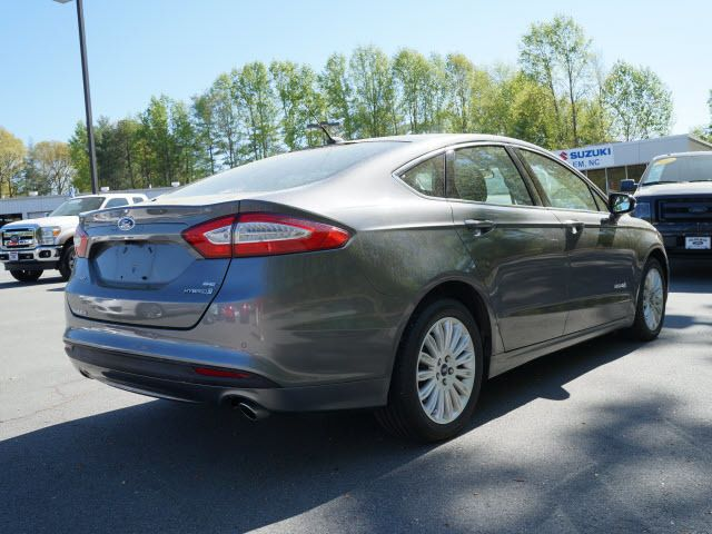 2013 Ford Fusion 4dr Sdn SE Hybrid FWD - 11960089 - 1