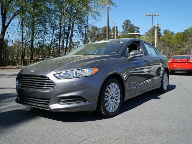 2013 Ford Fusion 4dr Sdn SE Hybrid FWD - 11960089 - 3