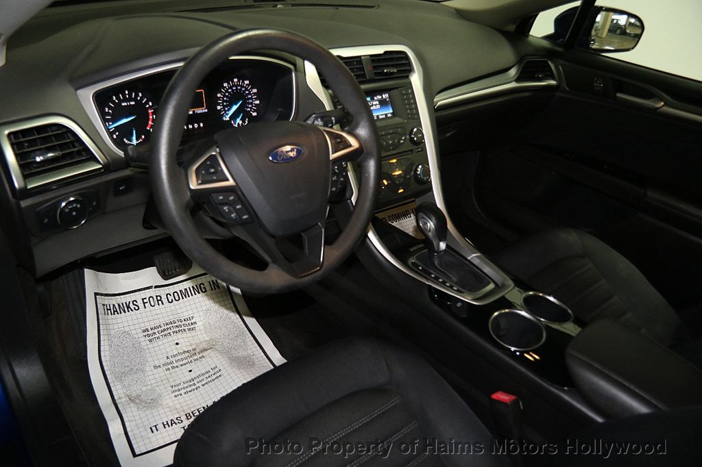 2013 Ford Fusion 4dr Sedan SE FWD - 16207567 - 16