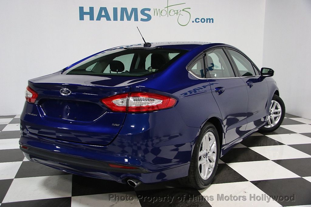 2013 Ford Fusion 4dr Sedan SE FWD - 16207567 - 5