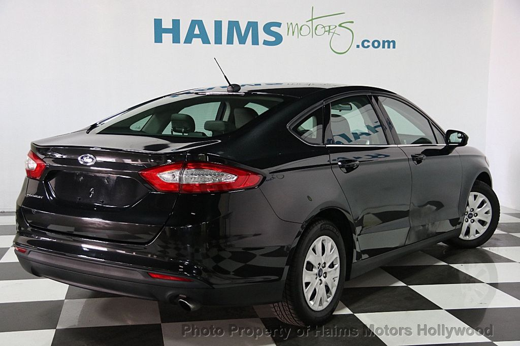 2013 used ford fusion 4dr sedan s fwd at haims motors serving fort lauderdale hollywood miami. Black Bedroom Furniture Sets. Home Design Ideas