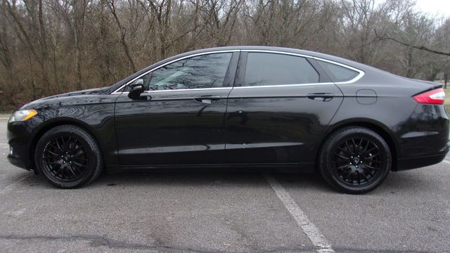 2013 Ford Fusion 4dr Sedan S FWD