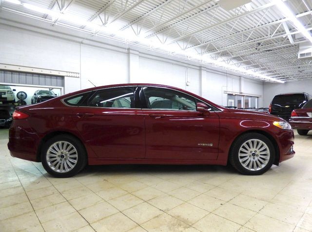 2013 Ford Fusion Hybrid - Click to see full-size photo viewer