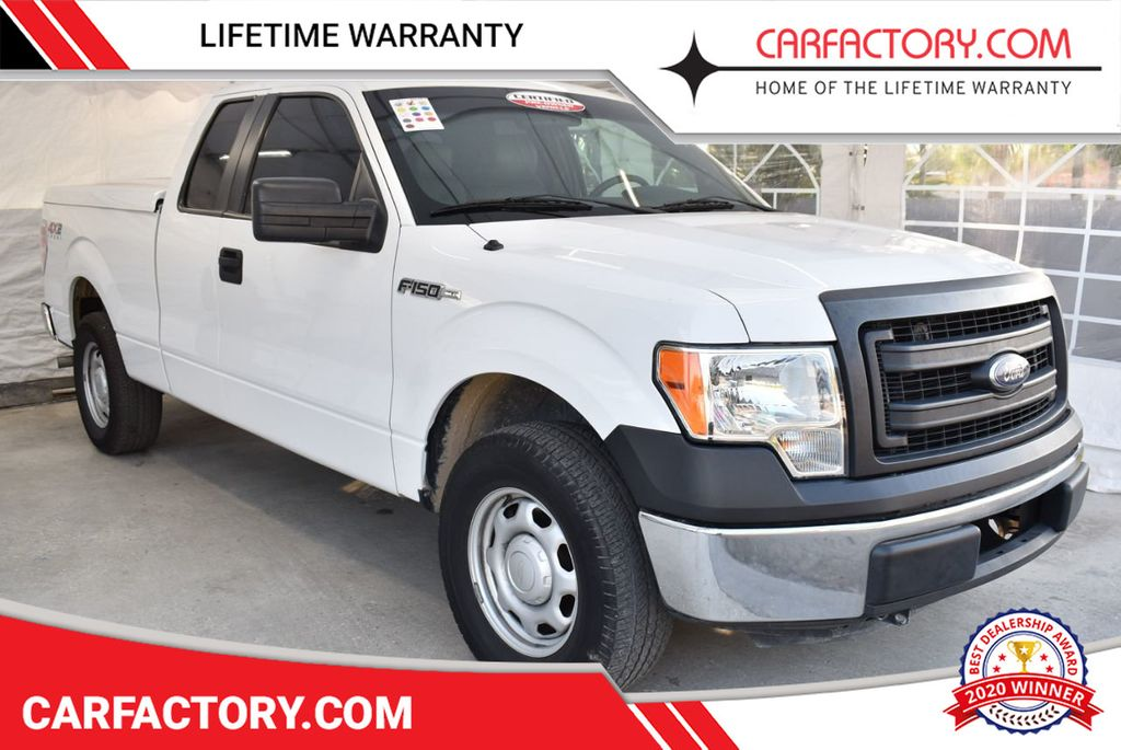 2013 Ford F-150  - 18487900 - 0