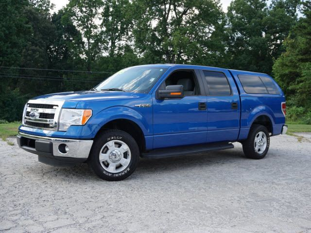 2013 Ford F-150  - 13964573 - 0