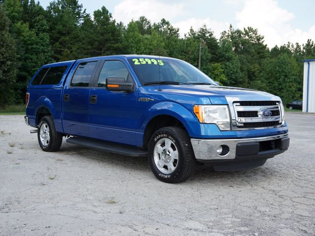 2013 Ford F-150  - 13964573 - 7