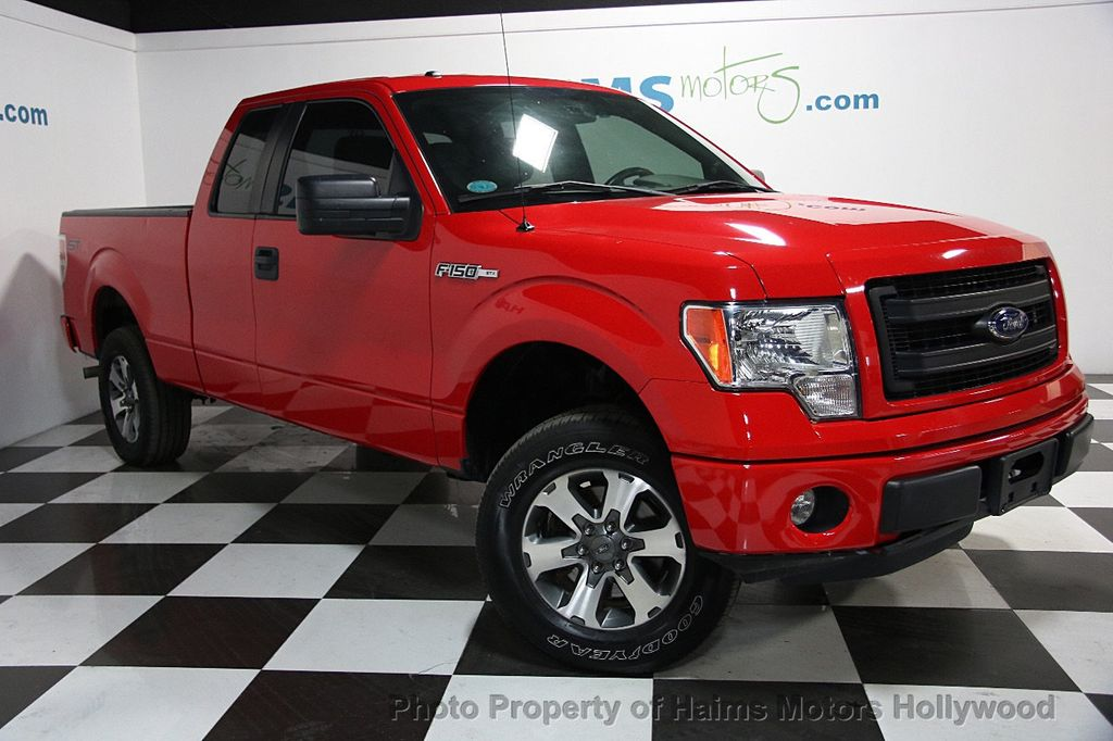 2013 Used Ford F 150 2wd Reg Cab 126 Stx At Haims Motors