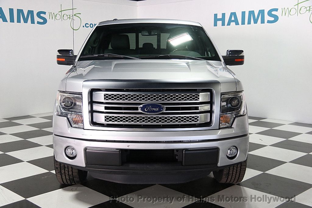 2013 Used Ford F 150 2wd Supercrew 145 Platinum At Haims