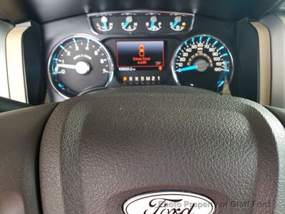 """2013 Ford F-150 2WD SuperCrew 157"""" Lariat w/HD Payload Pkg - Click to see full-size photo viewer"""
