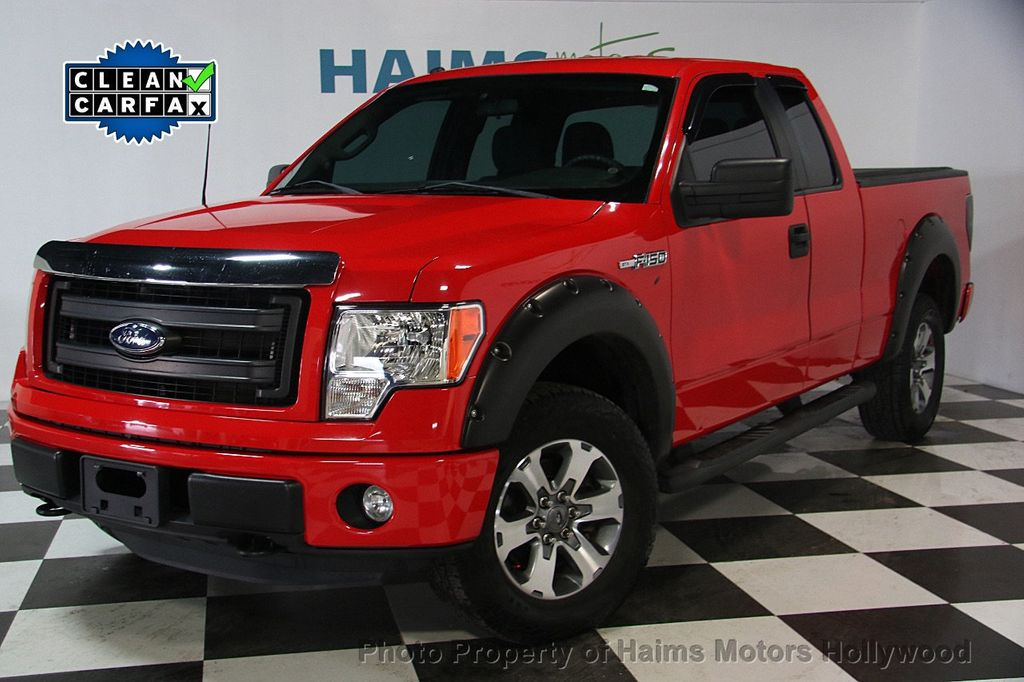 "2013 Ford F-150 4WD SuperCab 145"" STX - 17223645 - 0"