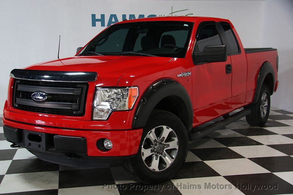 "2013 Ford F-150 4WD SuperCab 145"" STX - 17223645 - 1"