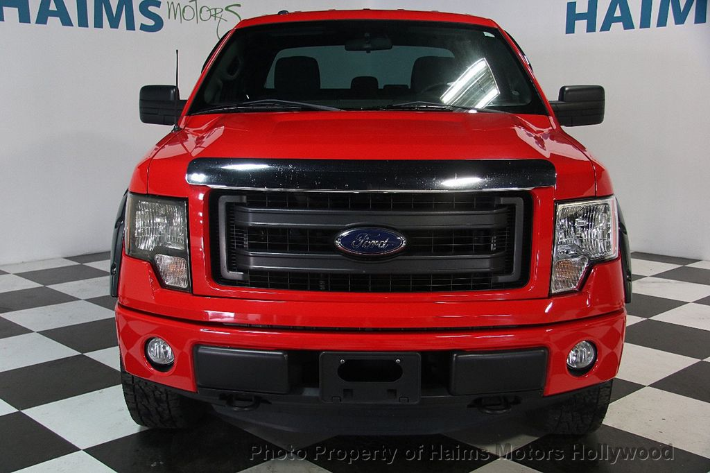 "2013 Ford F-150 4WD SuperCab 145"" STX - 17223645 - 2"