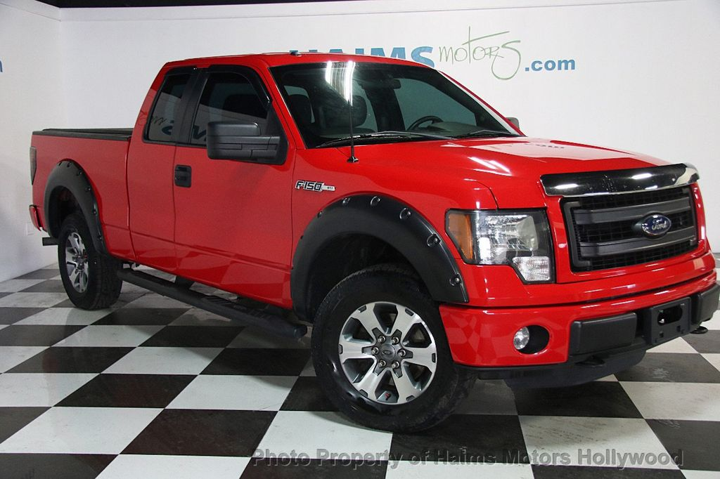 "2013 Ford F-150 4WD SuperCab 145"" STX - 17223645 - 3"