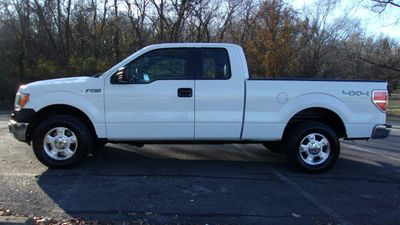 "2013 Ford F-150 4WD SuperCab 145"" XL Truck"