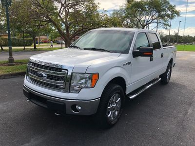 """2013 Ford F-150 4WD SuperCab 145"""" XLT Truck"""