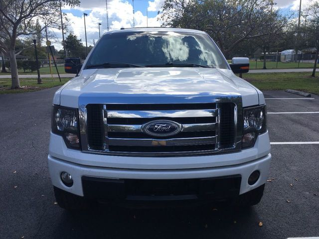 "2013 Ford F-150 4WD SuperCrew 145"" FX4 - Click to see full-size photo viewer"