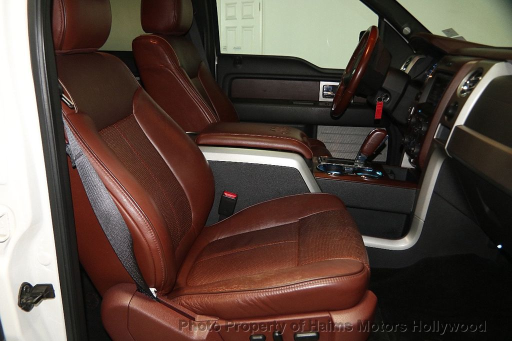 2013 Used Ford F 150 4wd Supercrew 145 King Ranch At Haims Motors Hollywood Serving Fort