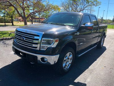 """2013 Ford F-150 4WD SuperCrew 145"""" King Ranch Truck"""