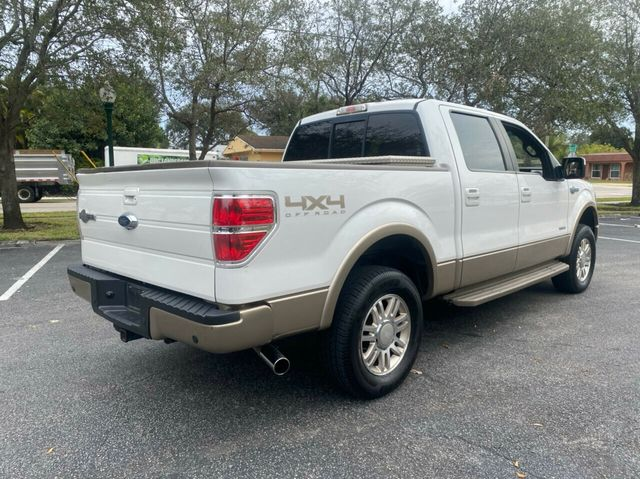 "2013 Ford F-150 4WD SuperCrew 145"" King Ranch - Click to see full-size photo viewer"