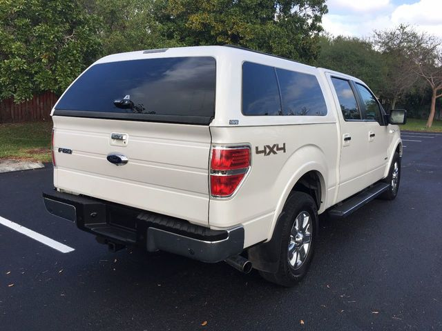 "2013 Ford F-150 4WD SuperCrew 145"" Lariat - Click to see full-size photo viewer"