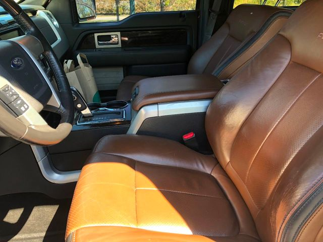 "2013 Ford F-150 4WD SuperCrew 145"" Platinum - Click to see full-size photo viewer"