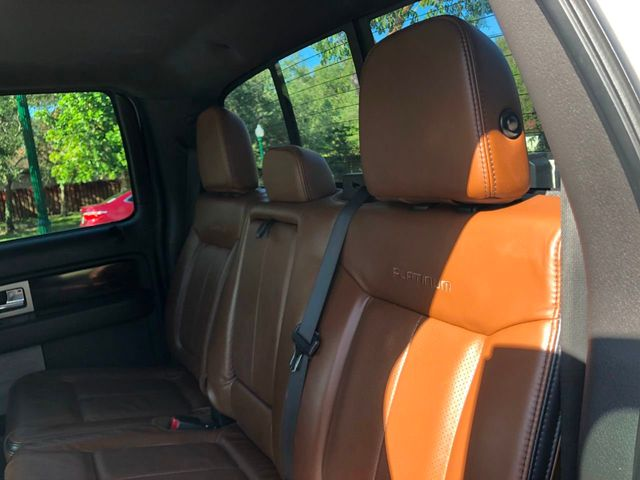 """2013 Ford F-150 4WD SuperCrew 145"""" Platinum - Click to see full-size photo viewer"""