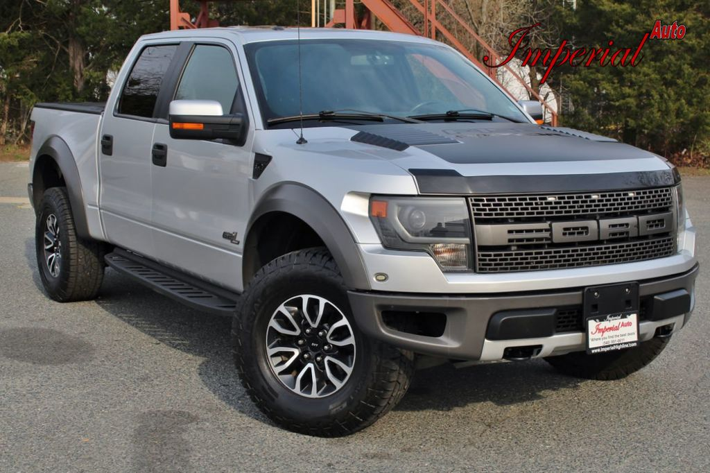 2013 Used Ford F-150 4WD SuperCrew 145