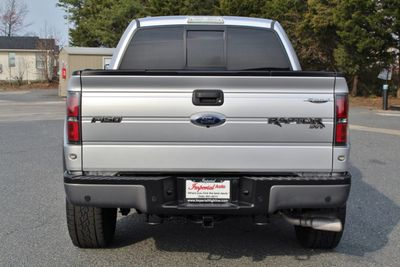 """2013 Ford F-150 4WD SuperCrew 145"""" SVT Raptor - Click to see full-size photo viewer"""