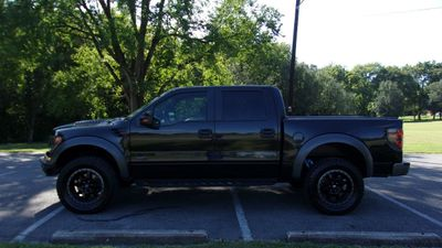 "2013 Ford F-150 4WD SuperCrew 145"" SVT Raptor - Click to see full-size photo viewer"