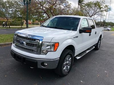 "2013 Ford F-150 4WD SuperCrew 145"" XLT Truck"