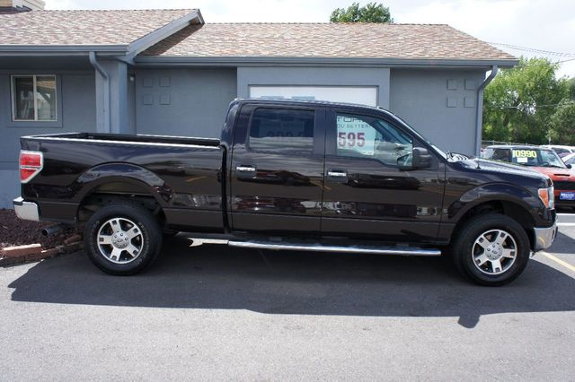 "2013 Ford F-150 4WD SuperCrew 145"" XLT - 17802531 - 2"