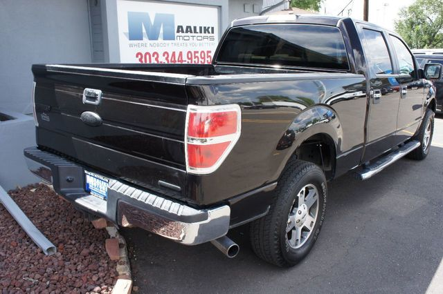 "2013 Ford F-150 4WD SuperCrew 145"" XLT - 17802531 - 3"