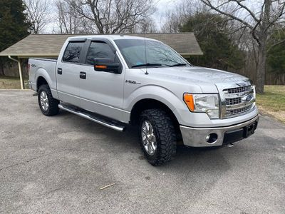 """2013 Ford F-150 4WD SuperCrew 145"""" XLT - Click to see full-size photo viewer"""