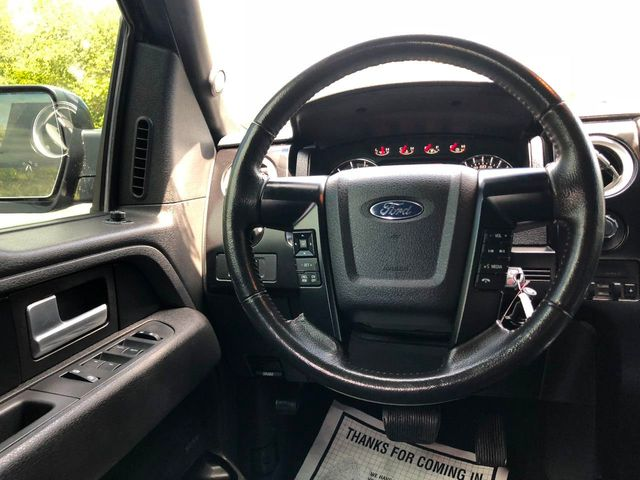 "2013 Ford F-150 4WD SuperCrew 157"" FX4 - Click to see full-size photo viewer"