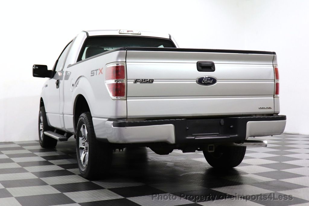 2013 Ford F-150 CERTIFIED F-150 STX TONNEAU COVER RUNNING BOARDS TOW HITCH - 18373064 - 13