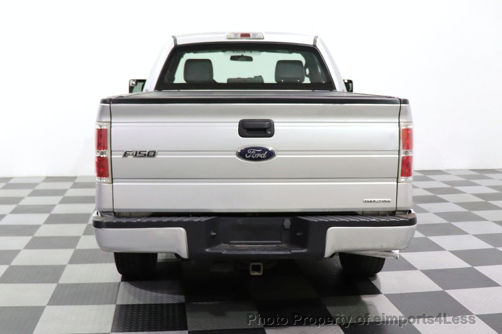 2013 Ford F-150 CERTIFIED F-150 STX TONNEAU COVER RUNNING BOARDS TOW HITCH - 18373064 - 14