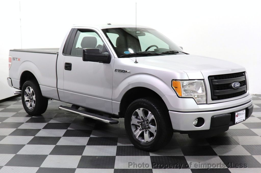 2013 Ford F-150 CERTIFIED F-150 STX TONNEAU COVER RUNNING BOARDS TOW HITCH - 18373064 - 25