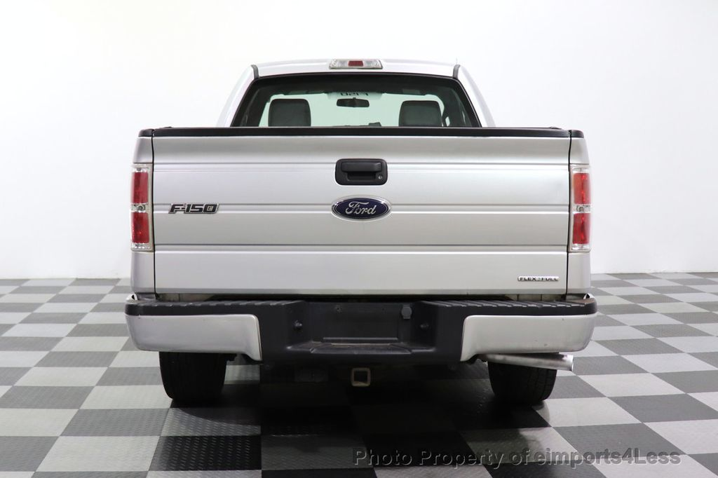2013 Ford F-150 CERTIFIED F-150 STX TONNEAU COVER RUNNING BOARDS TOW HITCH - 18373064 - 27