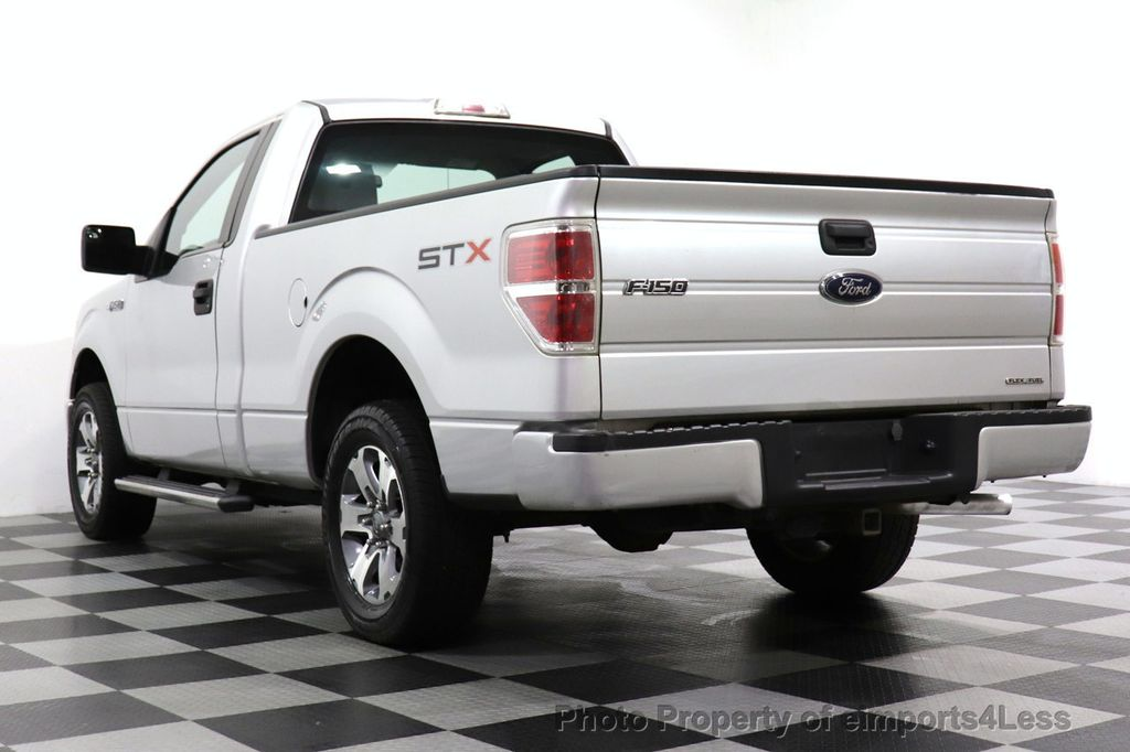 2013 Ford F-150 CERTIFIED F-150 STX TONNEAU COVER RUNNING BOARDS TOW HITCH - 18373064 - 2