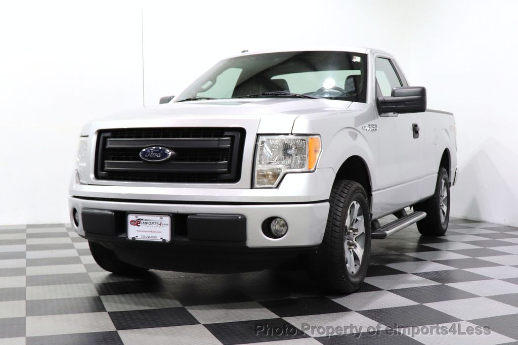 2013 Ford F-150 CERTIFIED F-150 STX TONNEAU COVER RUNNING BOARDS TOW HITCH - 18373064 - 37
