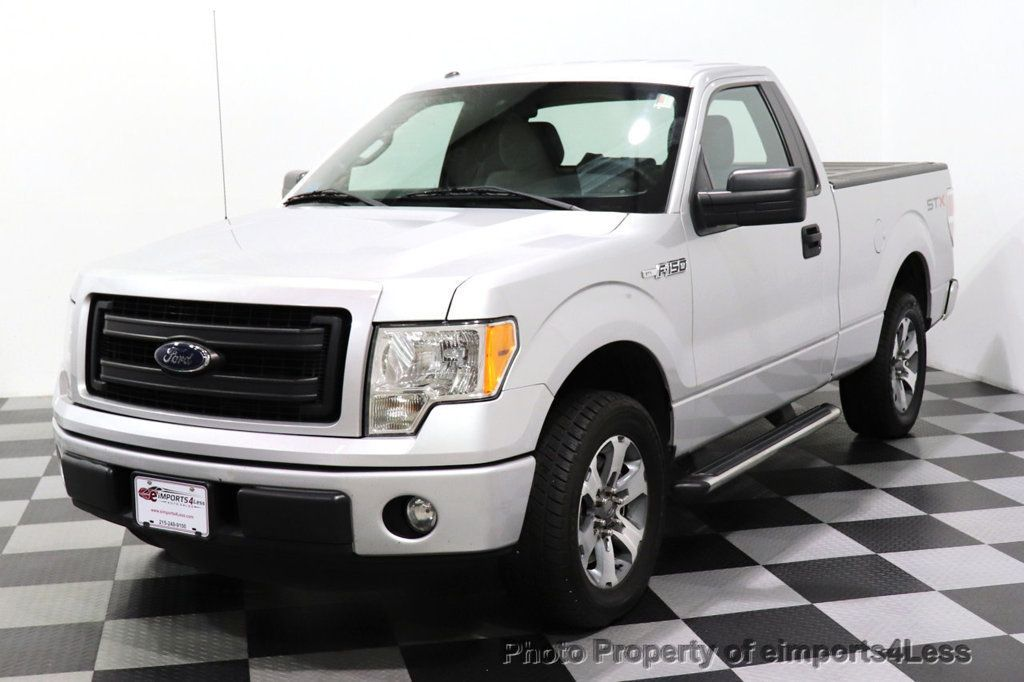 2013 Ford F-150 CERTIFIED F-150 STX TONNEAU COVER RUNNING BOARDS TOW HITCH - 18373064 - 38
