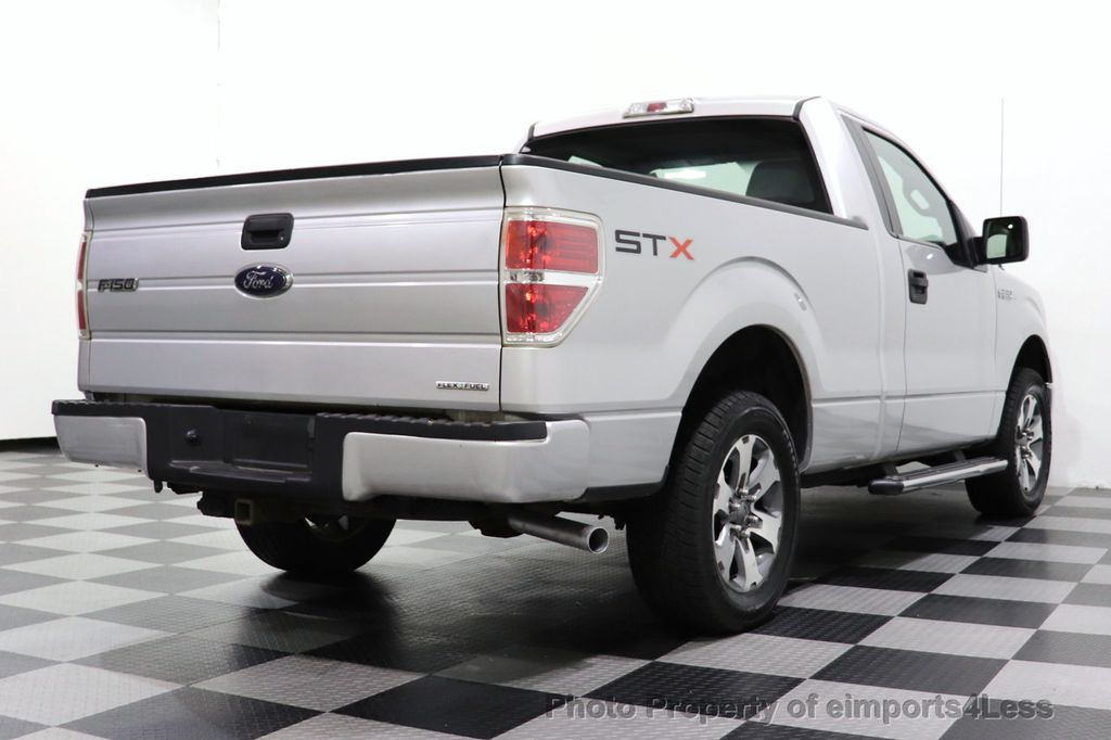 2013 Ford F-150 CERTIFIED F-150 STX TONNEAU COVER RUNNING BOARDS TOW HITCH - 18373064 - 3