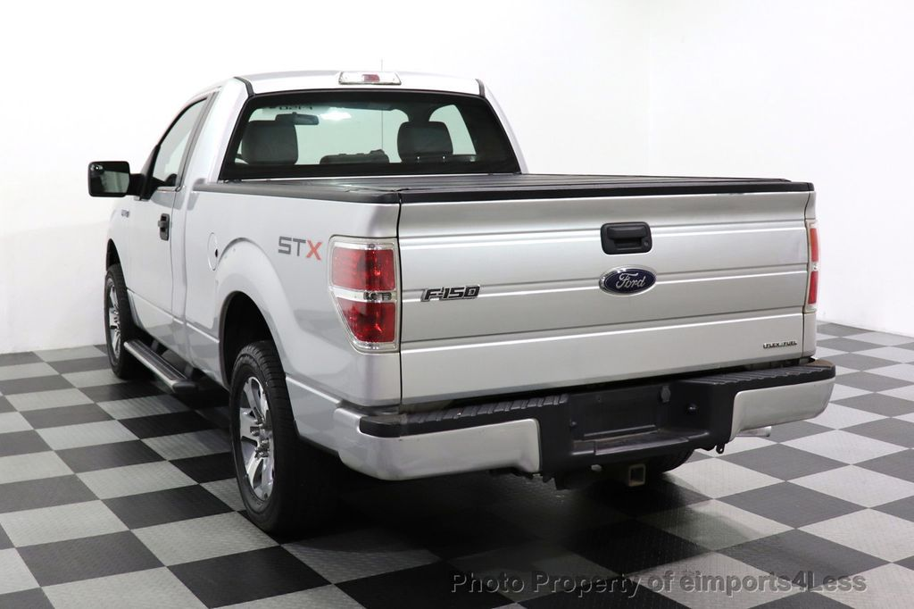 2013 Ford F-150 CERTIFIED F-150 STX TONNEAU COVER RUNNING BOARDS TOW HITCH - 18373064 - 40