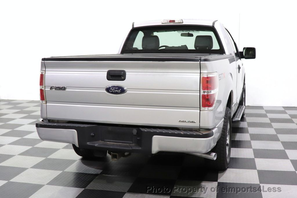 2013 Ford F-150 CERTIFIED F-150 STX TONNEAU COVER RUNNING BOARDS TOW HITCH - 18373064 - 46