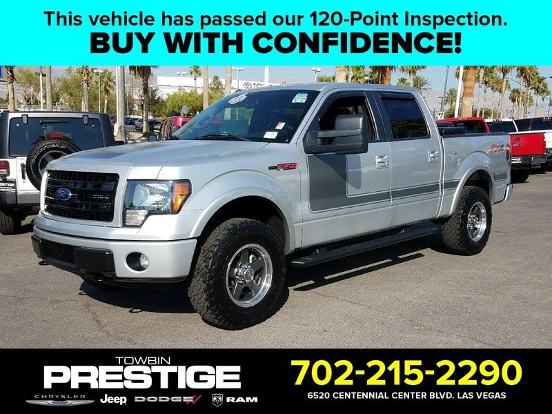 2013 Ford F-150 FX4 - 16730573 - 0